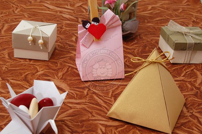 caixinhas para bem casado bem nascido kirigami atelier naomi uezu. Black Bedroom Furniture Sets. Home Design Ideas